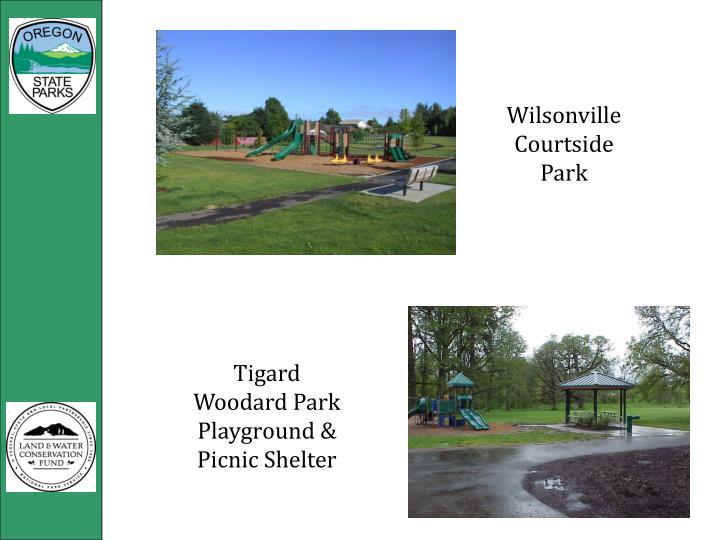 Wilsonville Courtside Park