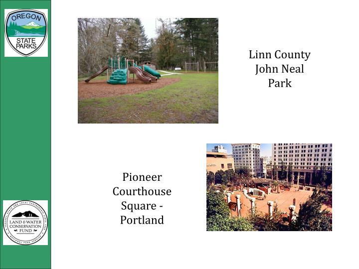 Linn County John Neal Park