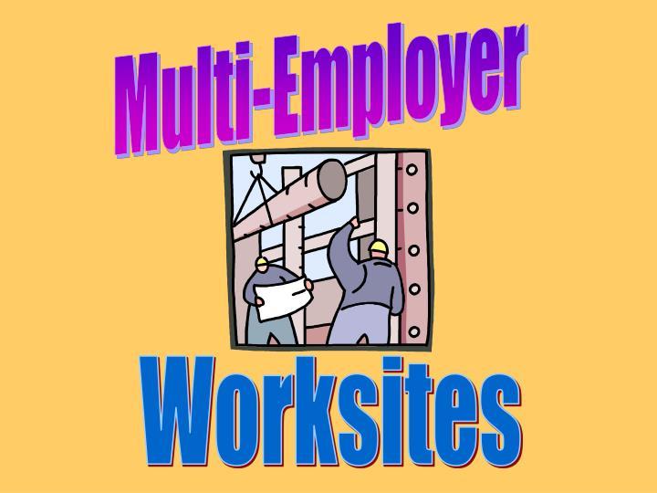Multi-Employer