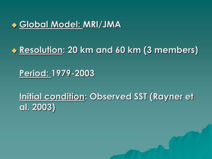Global Model: