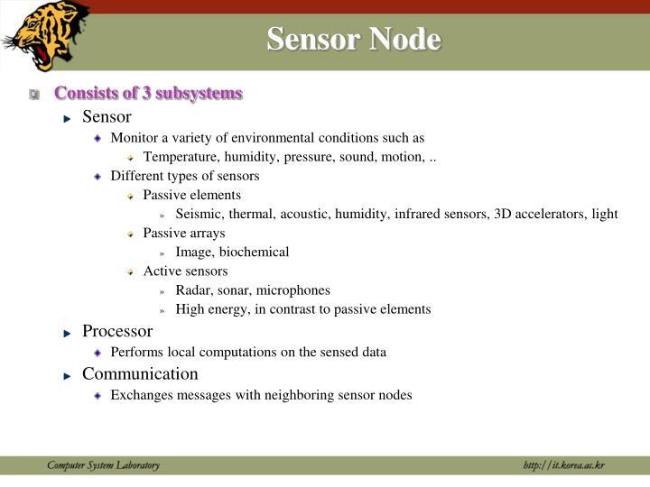 Sensor Node