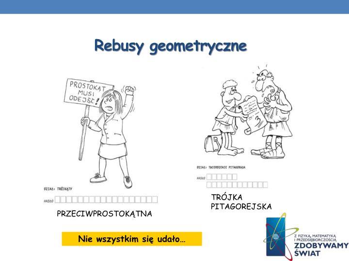 Rebusy geometryczne
