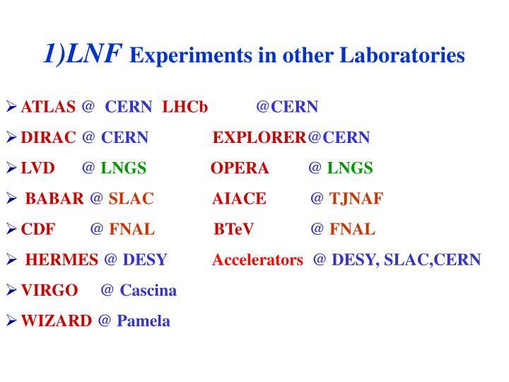 1)LNF