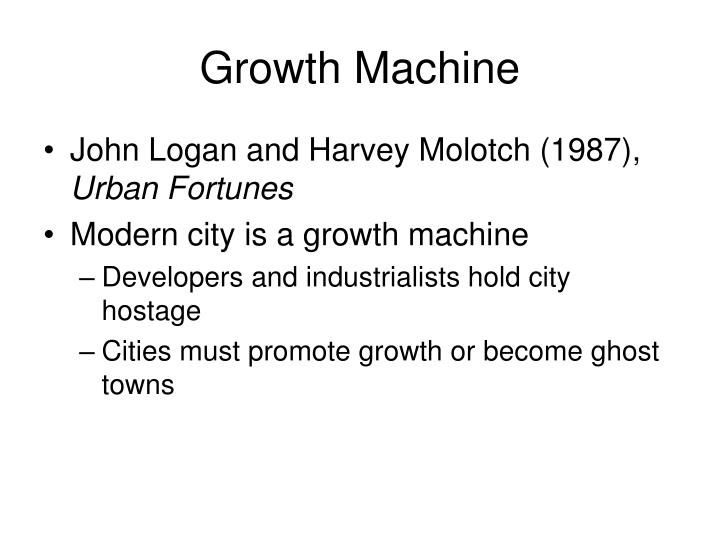 Growth Machine