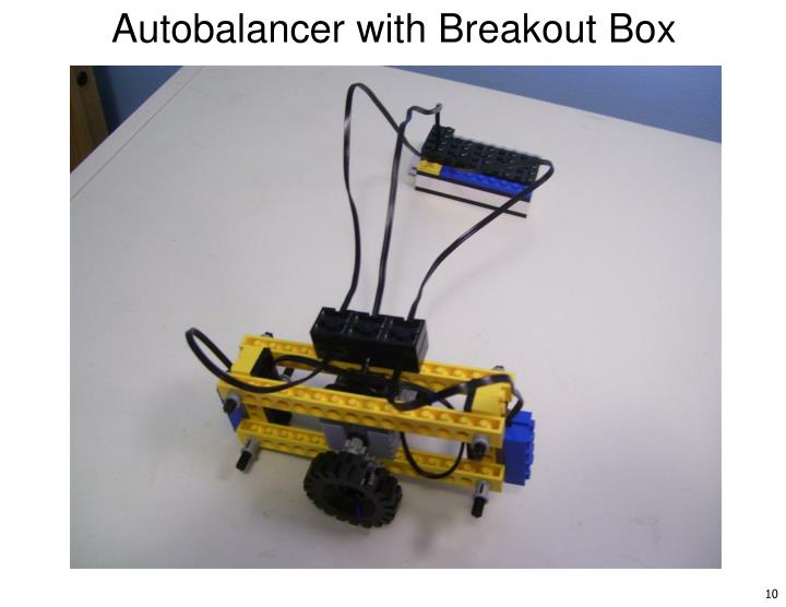 Autobalancer with Breakout Box