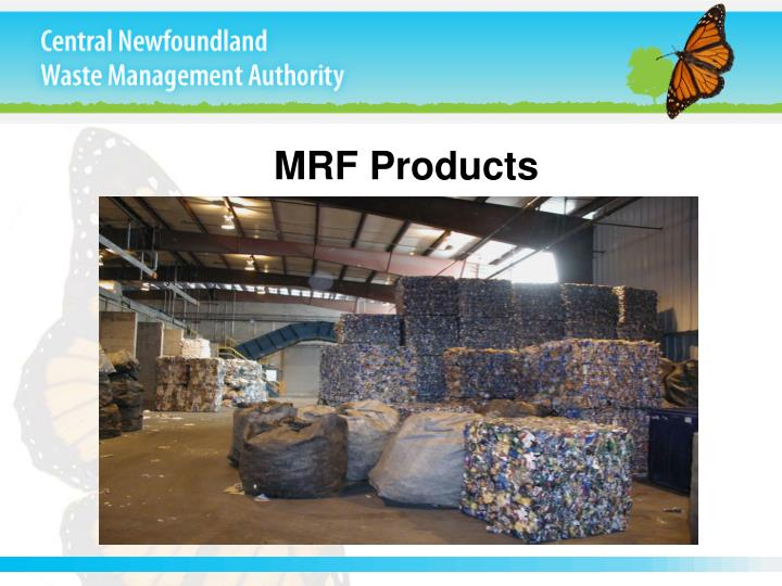 MRF Products