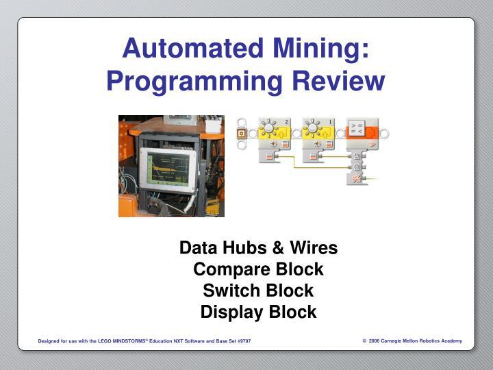 Data Hubs & Wires