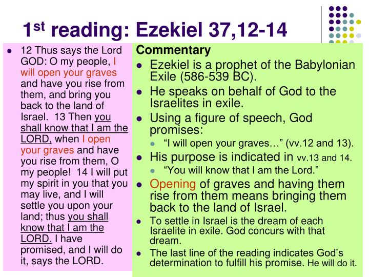 12 Thus says the Lord GOD: O my people,