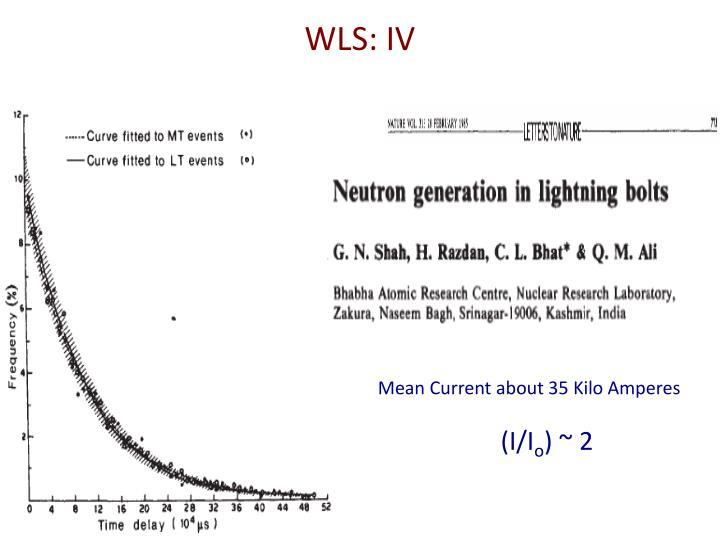 WLS: IV