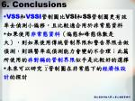 6 conclusions