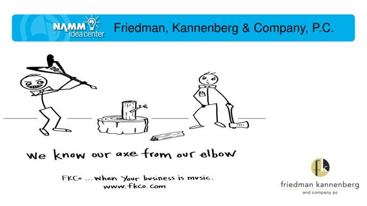 Friedman, Kannenberg & Company, P.C.
