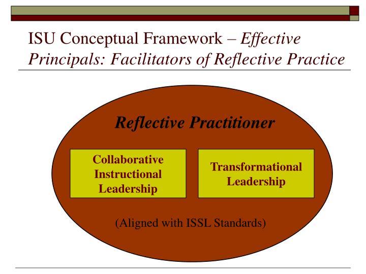 ISU Conceptual Framework –