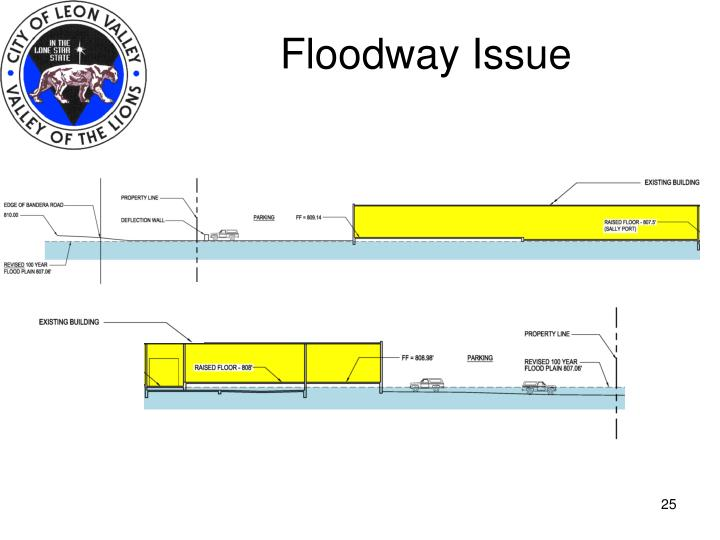 Floodway Issue
