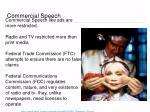commercial speech1