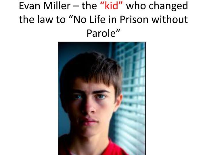 Evan Miller – the
