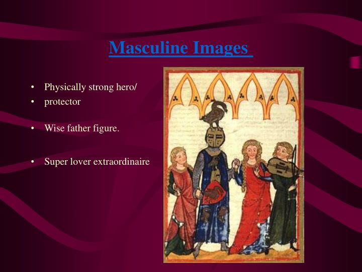 Masculine Images
