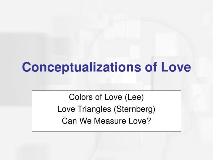 Colors of Love (Lee)