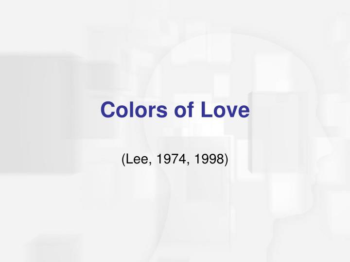 (Lee, 1974, 1998)