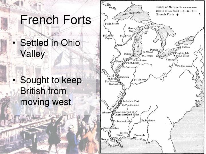 French Forts