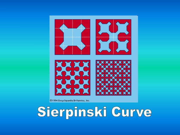Sierpinski Curve