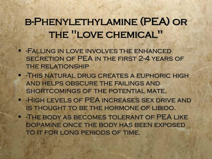"b-Phenylethylamine (PEA) or the ""love chemical"""