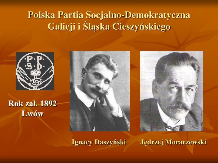Polska Partia Socjalno-Demokratyczna