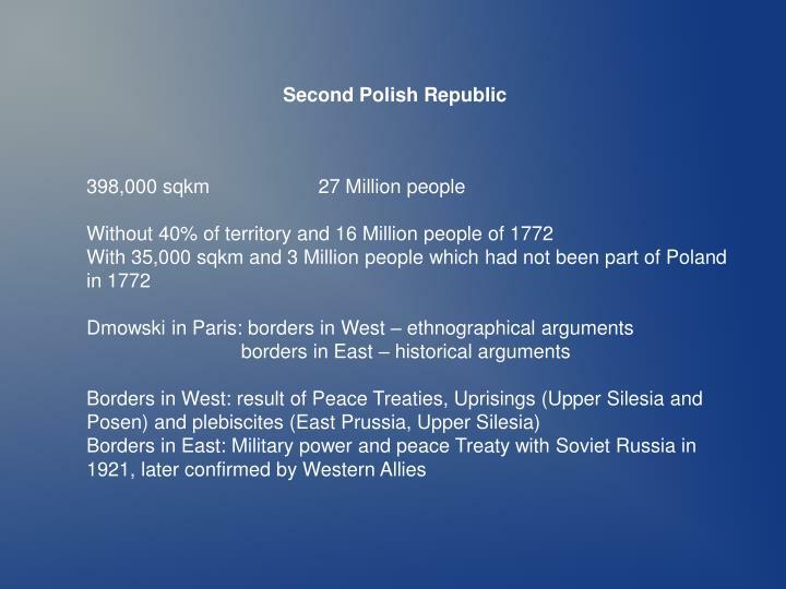Second Polish Republic