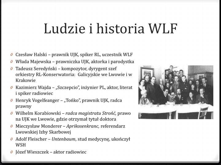 Ludzie i historia