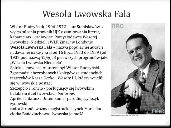 Wesoła Lwowska Fala
