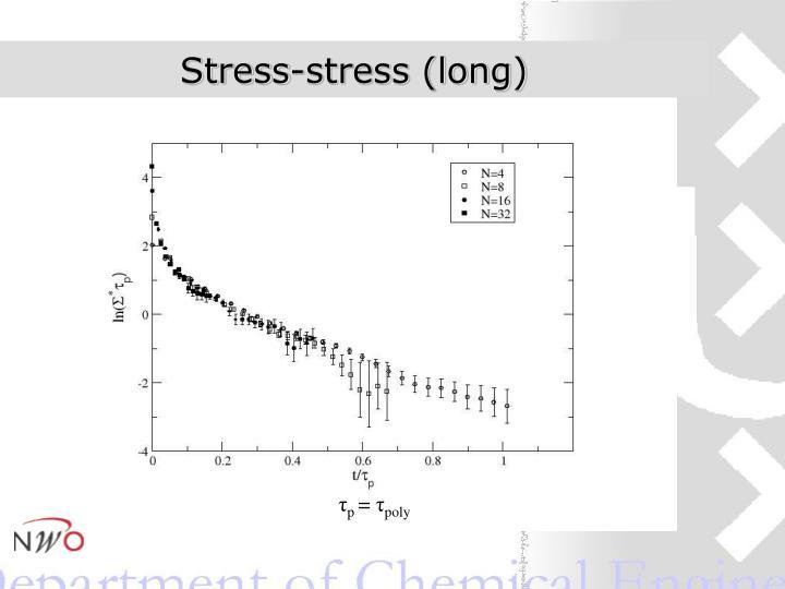 Stress-stress (long)