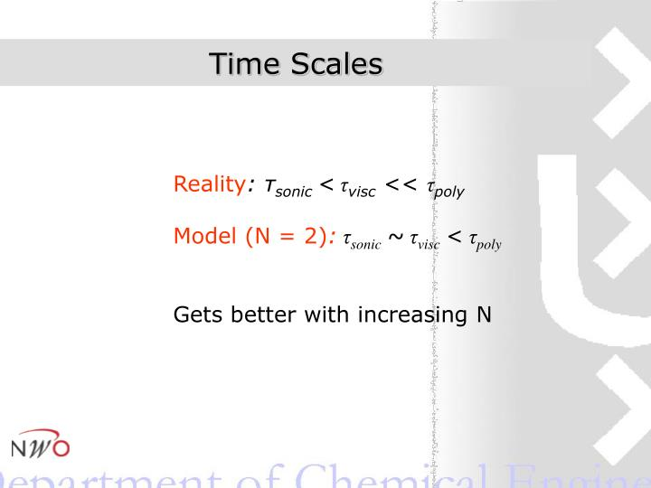 Time Scales