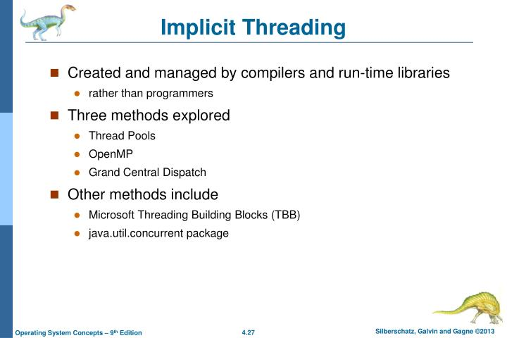 Implicit Threading