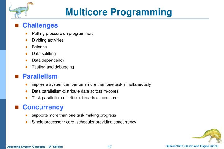 Multicore Programming