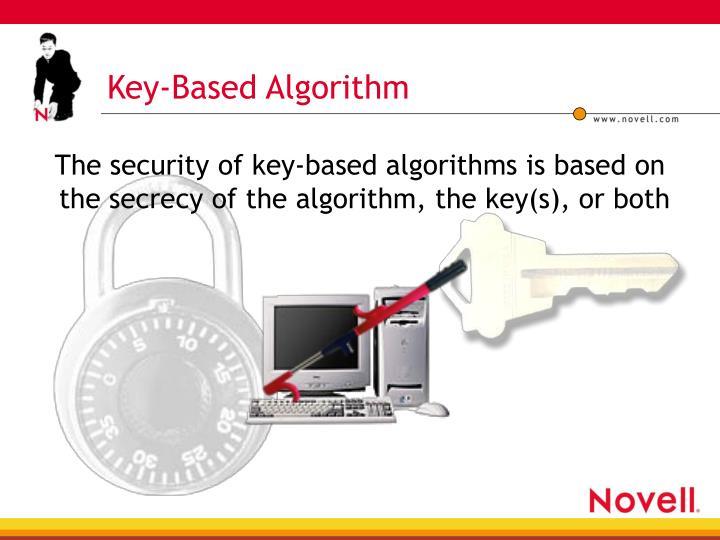 Key-Based Algorithm