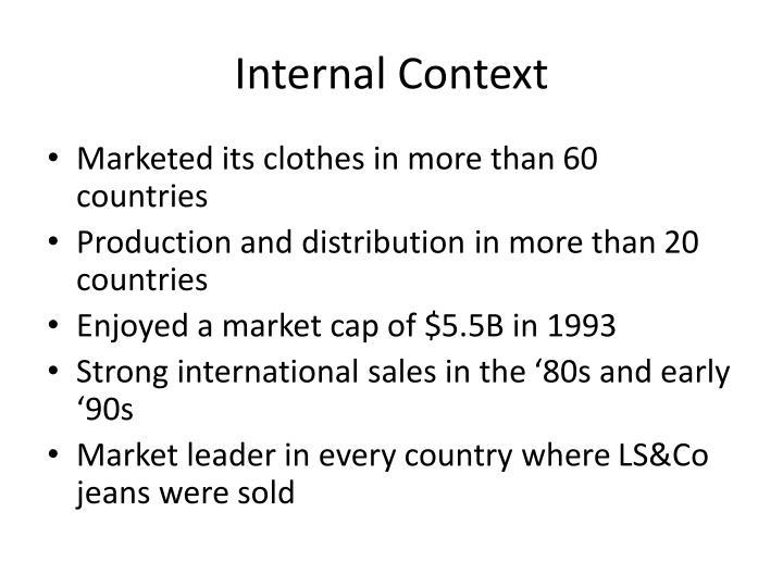 Internal Context