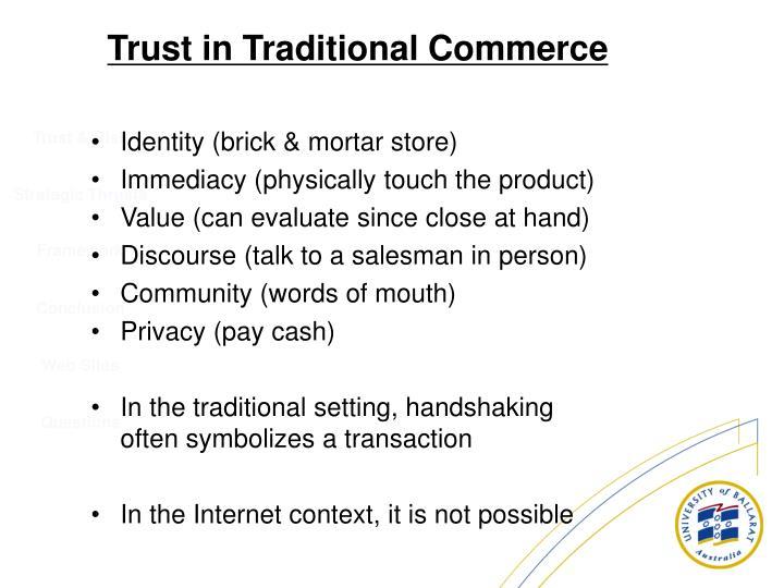 Identity (brick & mortar store)