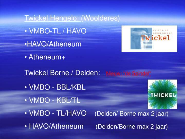 Twickel Hengelo: