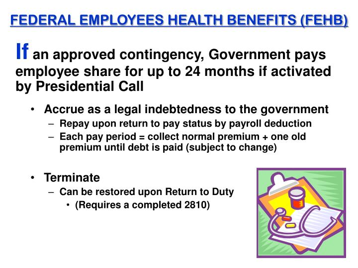 FEDERAL EMPLOYEES HEALTH BENEFITS (FEHB)