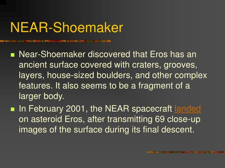 NEAR-Shoemaker