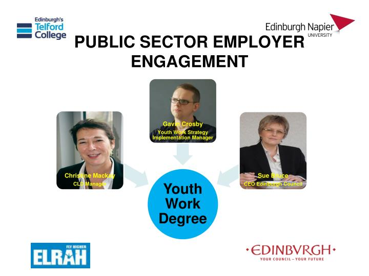 PUBLIC SECTOR EMPLOYER ENGAGEMENT