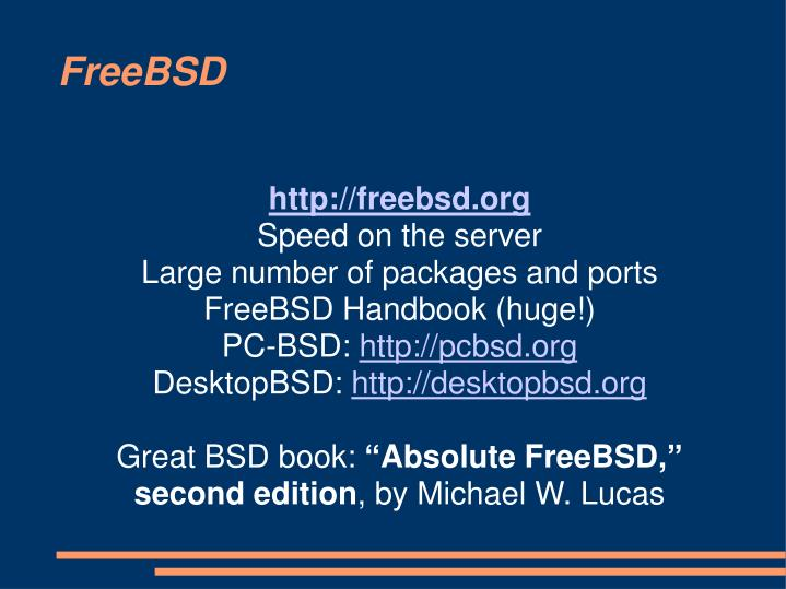 http://freebsd.org