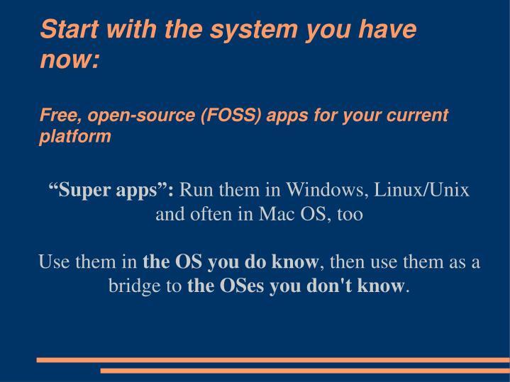 """Super apps"":"