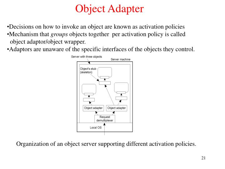 Object Adapter