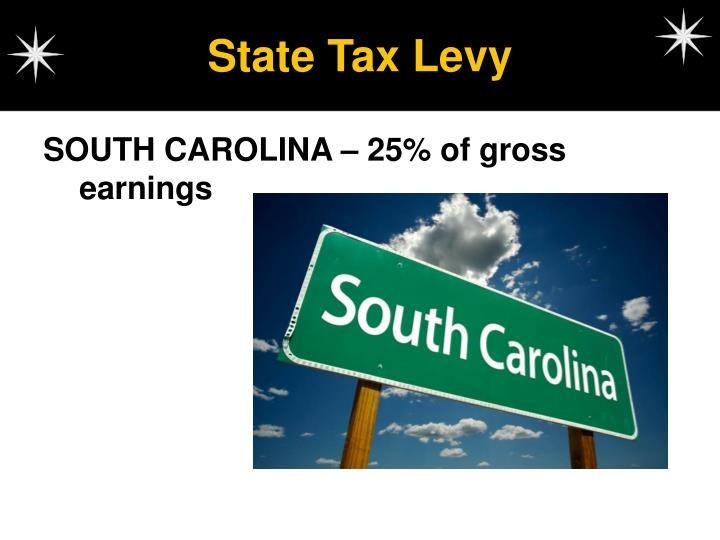 State Tax Levy
