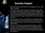 society impact1