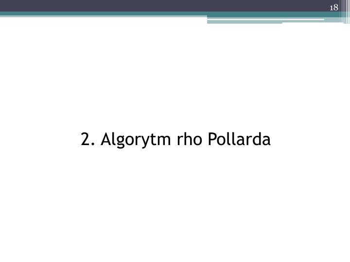 2. Algorytm