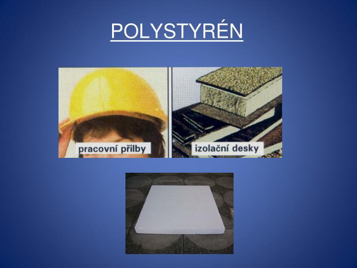 Polystyrén