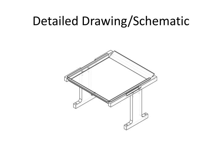 Detailed Drawing/Schematic