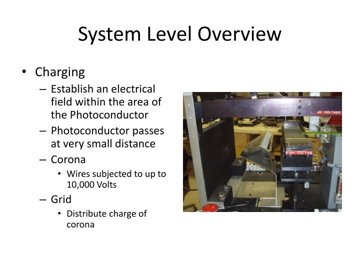 System Level Overview