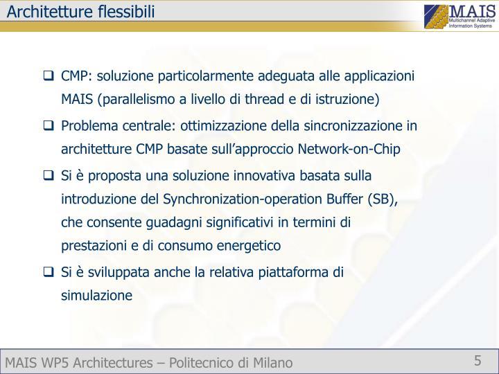 Architetture flessibili